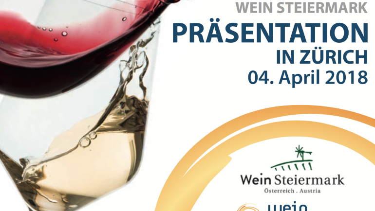 4. April 2018 – WEIN BURGENLAND IN ZÜRICH