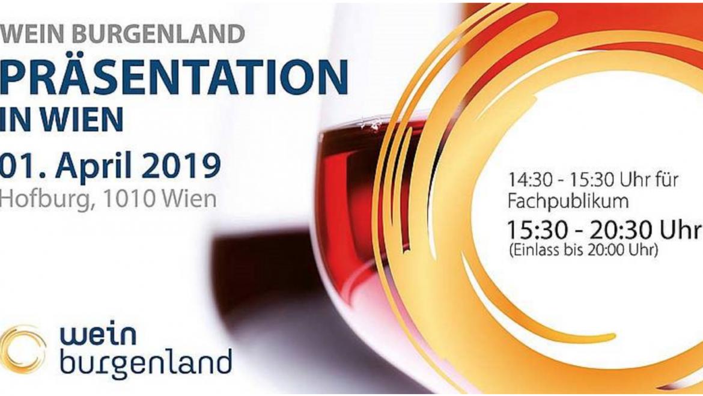 01. April 2019 Wein Burgenland