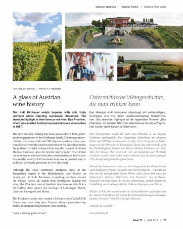 Discover Germany, Issue 73, April 2019