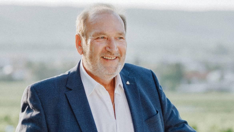 Walter Kirnbauer erfüllte sich Traum vom Weingut