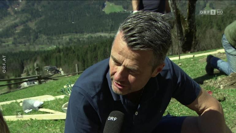 Pralinenhersteller Berger wird Weinbauer – Salzburg heute vom 20.04.2019 um 19:00 Uhr