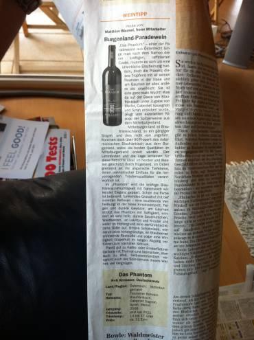 Danke Alexander Hähle für diesen Weintipp  Mittlerweile hat …