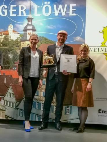 Sieger im internationalen Blaufränkisch Länderkampf!  Gester…