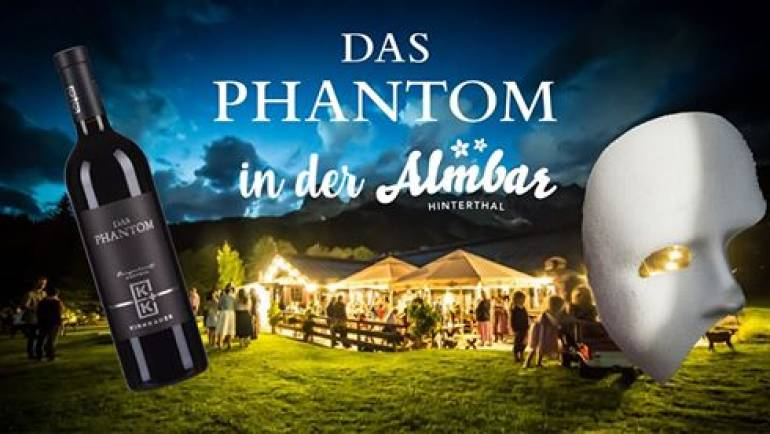 Das Phantom in der Almbar