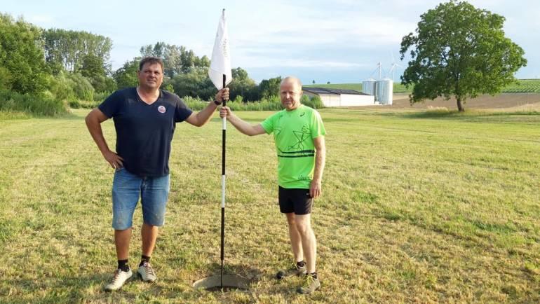 Der Blaufränkischland-Cross-Golf-Course wird von unseren Hea…