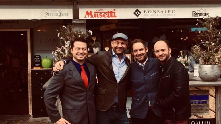 Weingut K & K Kirnbauer trifft Feinkost-Plangger-Seefeld…
