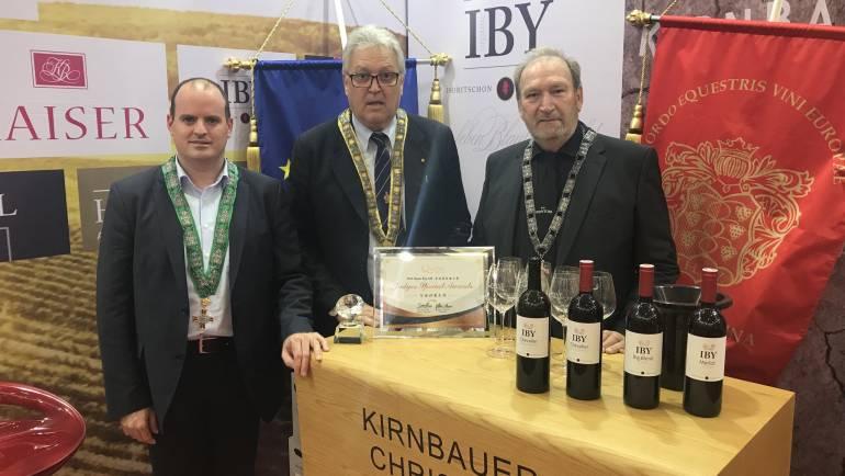 QINGTIAN ROTWEIN – WELTZENTRUM: Winzer aus dem Burgenland eroberten die QWine Expo 2019 in China
