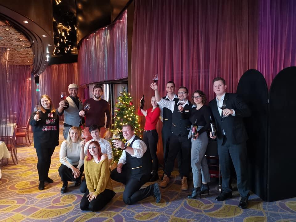 Vielen Dank an Casinos Austria und Milo für die tolle Organi…