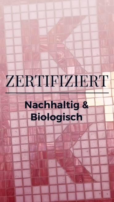 Nachhaltig und biologisch zertifizierter Betrieb ansehen