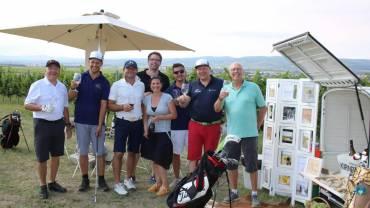 """Golfen in den """"Kreitza"""" Weinrieden"""