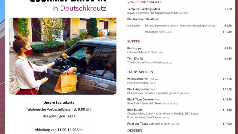 Endlich – der erste Drive In in Deutschkreutz . Ab morgen T…
